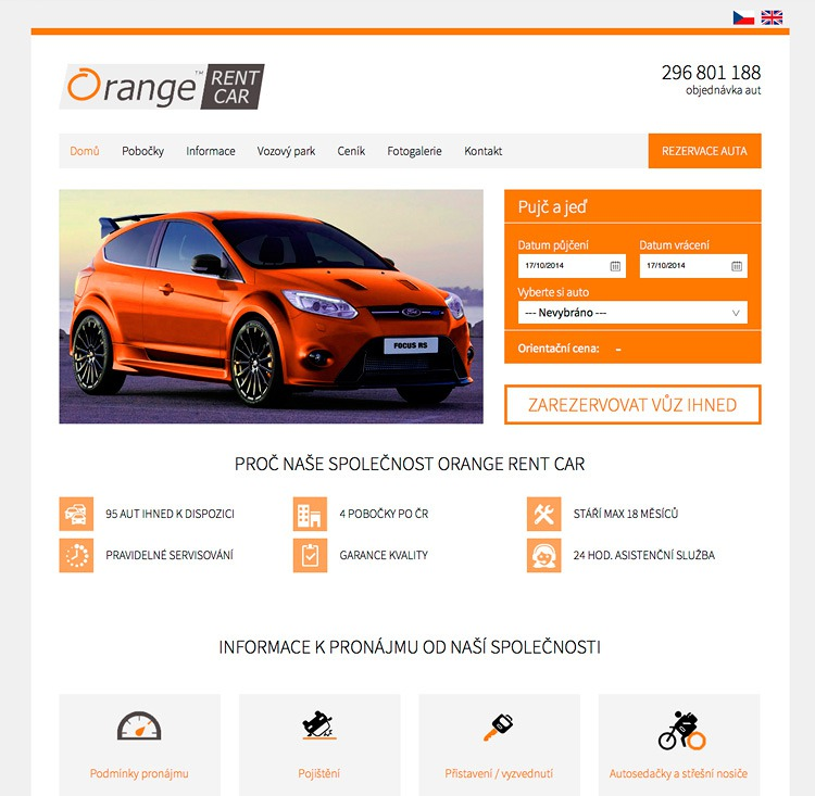 Orange Rent Car s.r.o.
